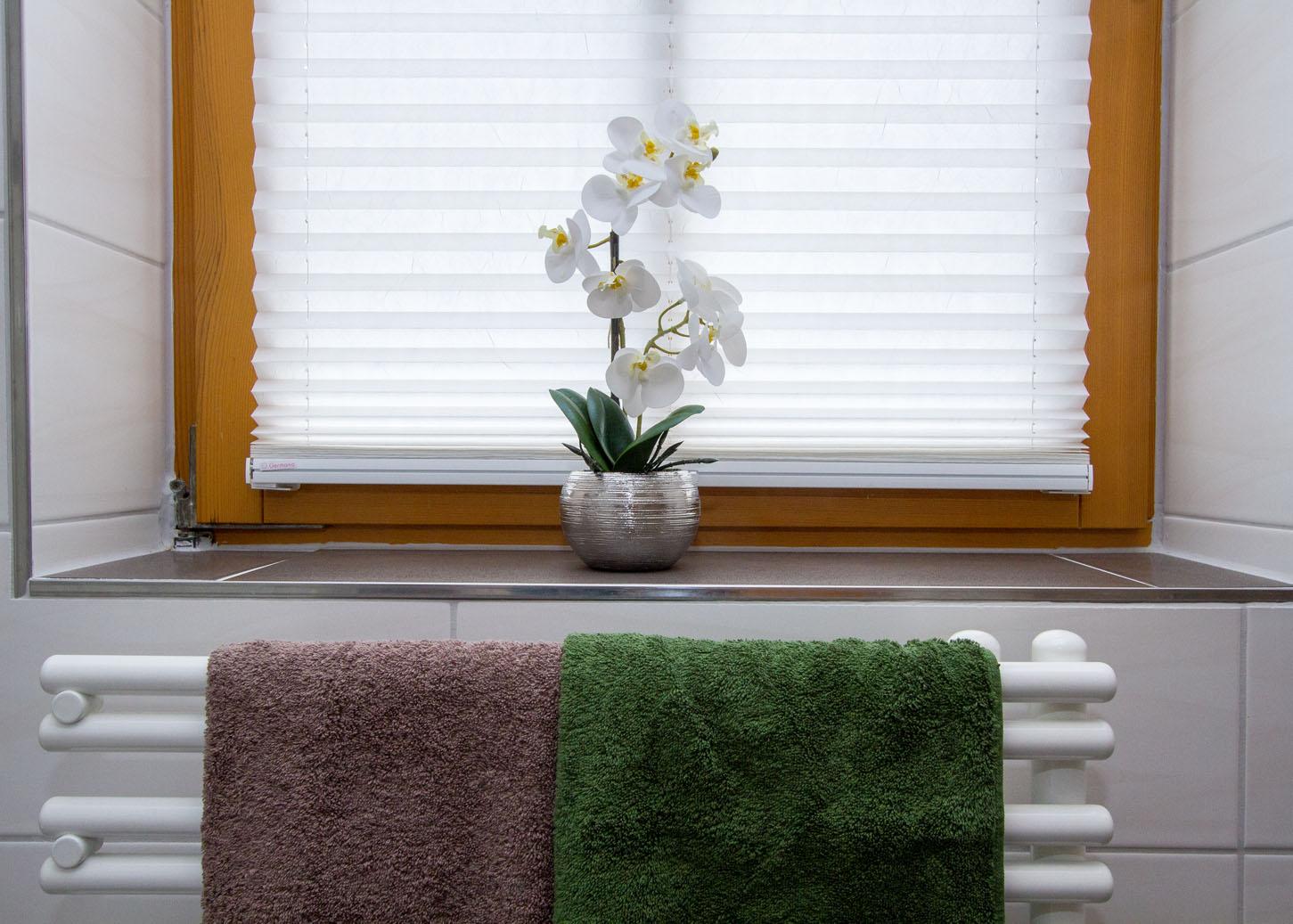Fenster Badezimme